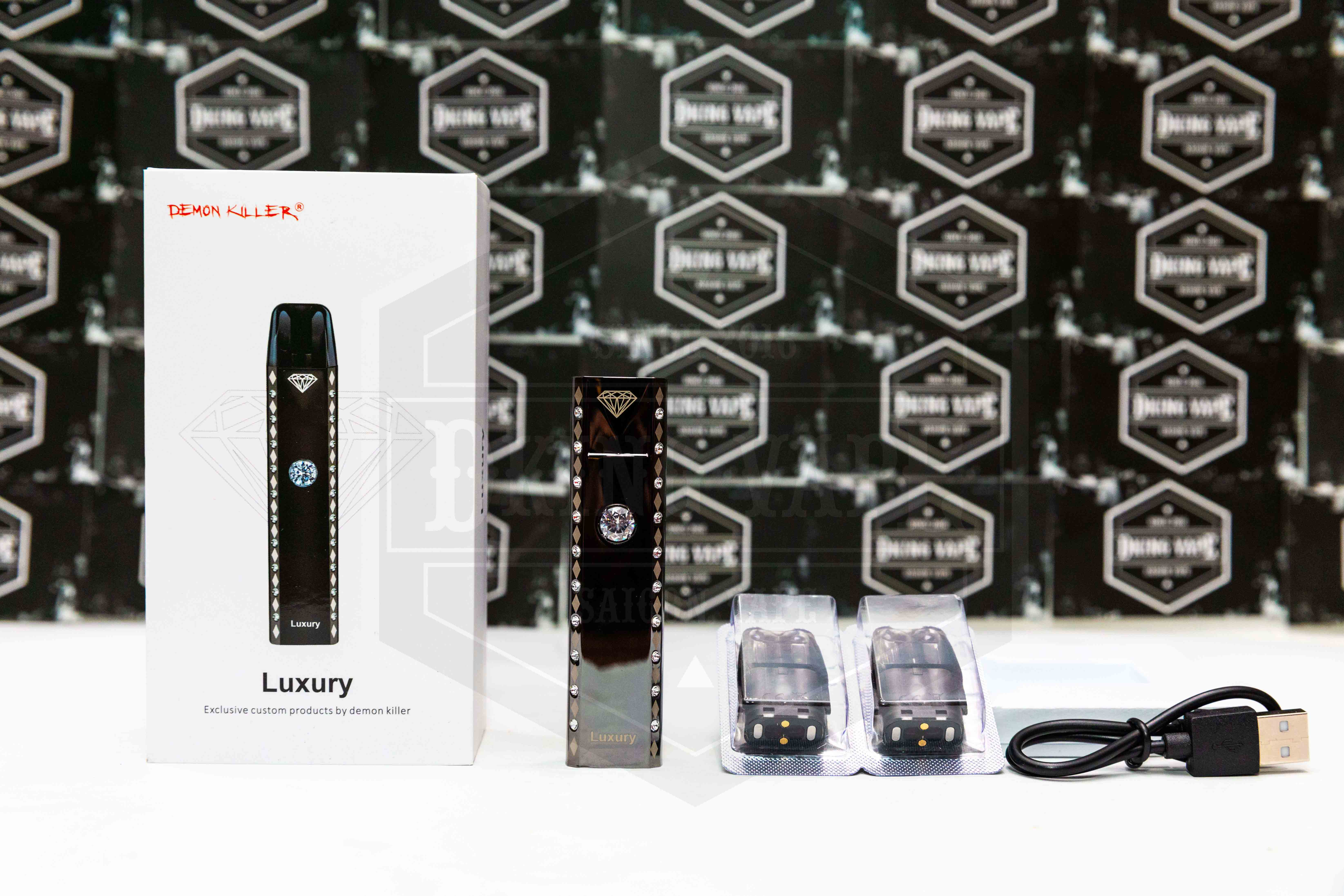 Luxury Pod System Kit by Demon Killer