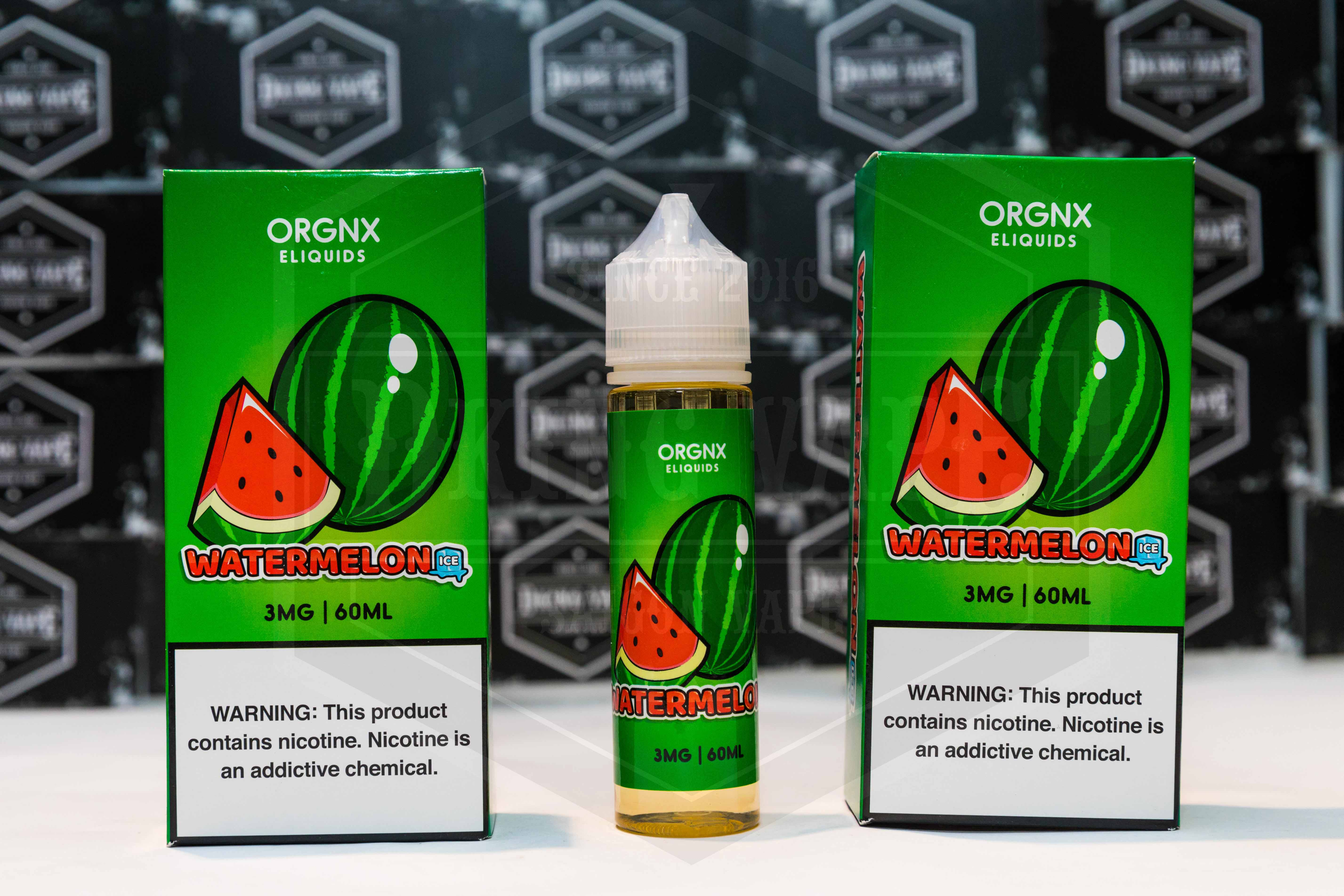 ORGNX Watermelon Ice