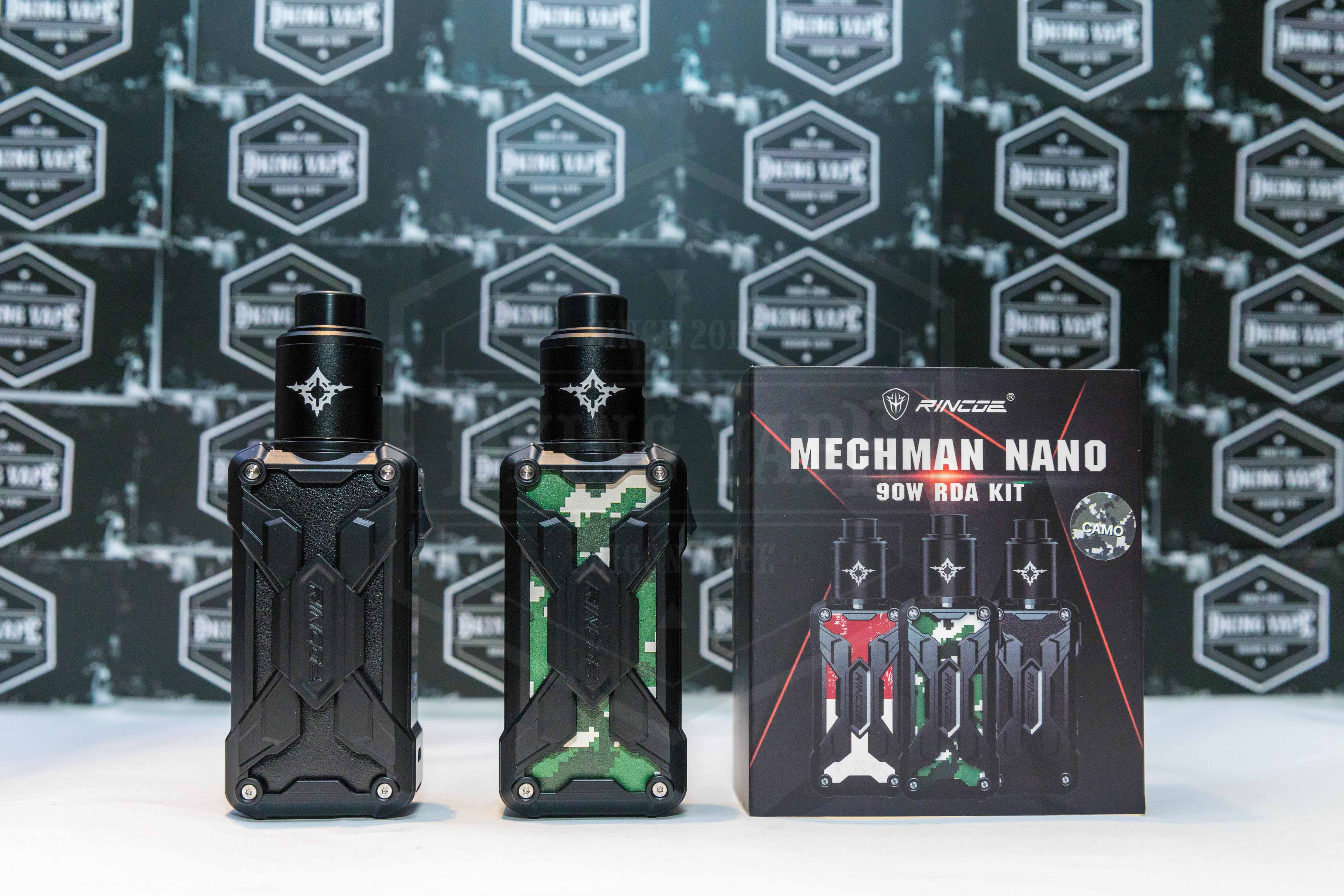 MechMan 90w By Rincoe
