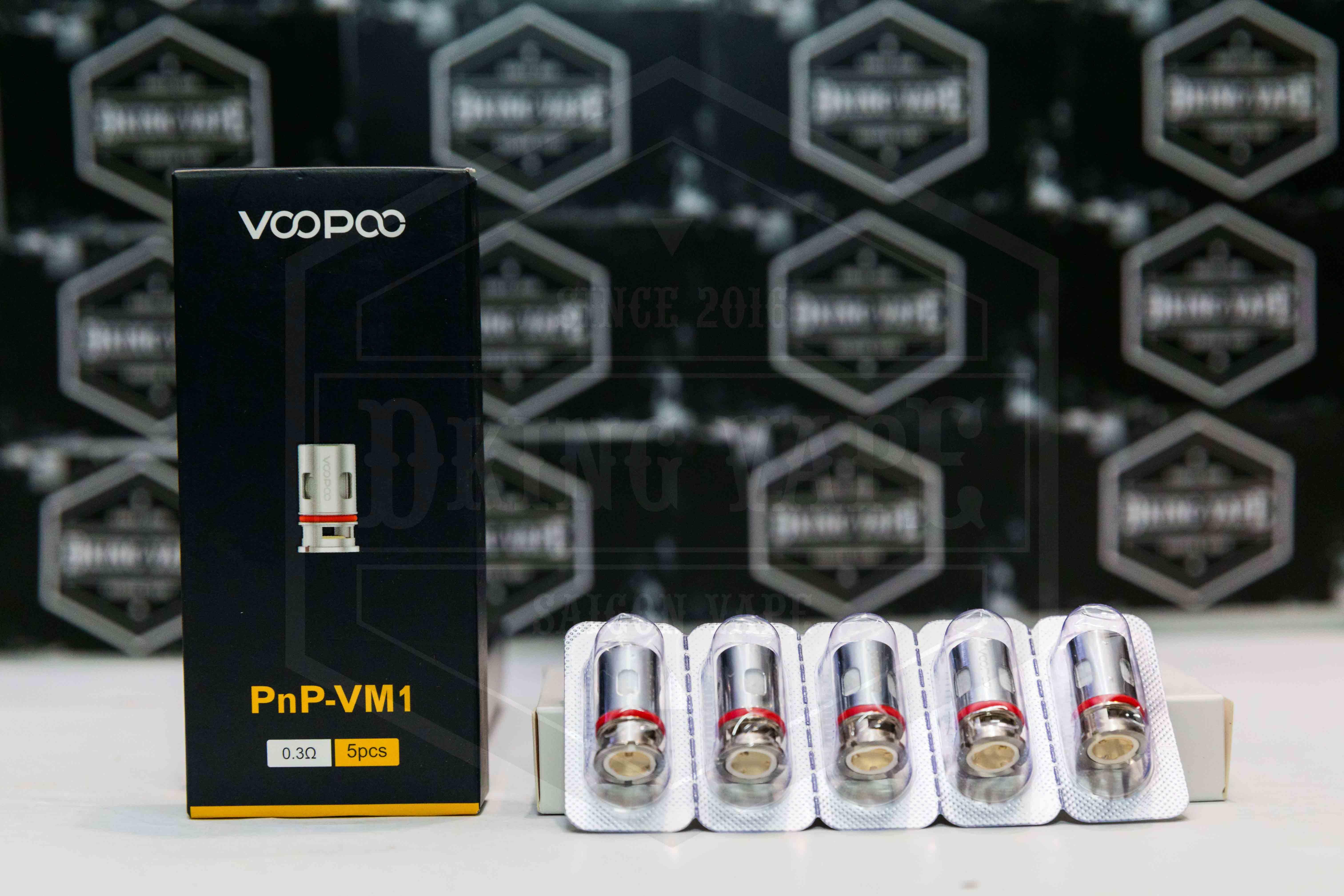 Occ Voopoo 0.3 PNP ( Vinci 40w, Vinci X, Navi )