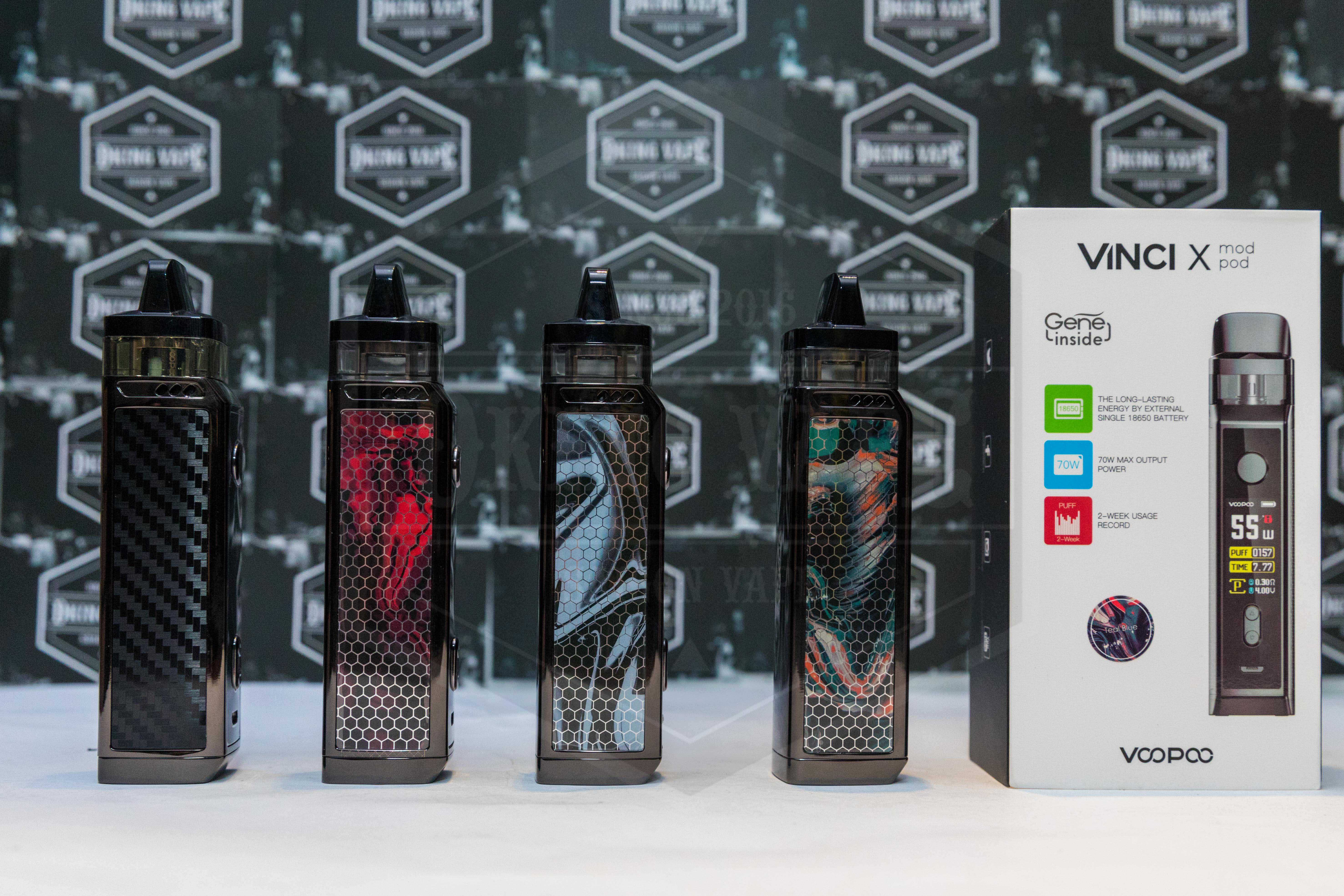 Vinci X By Voopoo